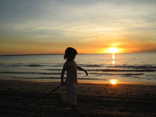 Sunset @ Mindil Beach