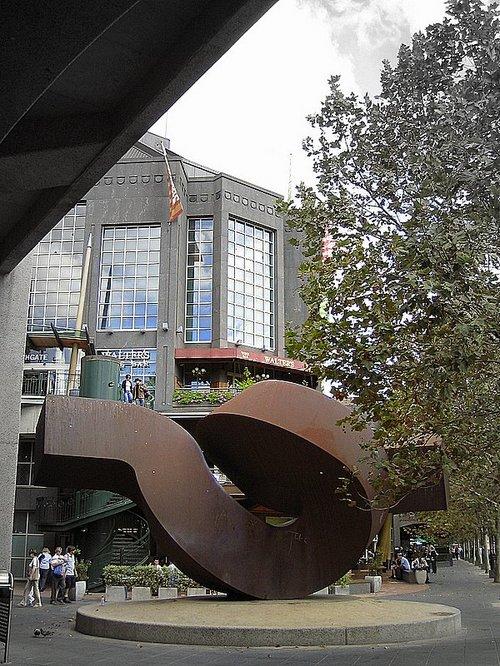 Southbank sculpture
