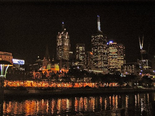 Southbank by Night