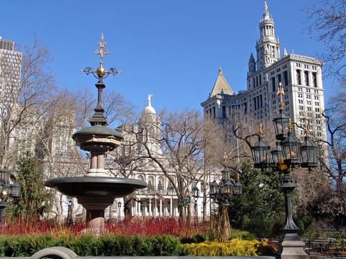 City Hall Gardens, NYC