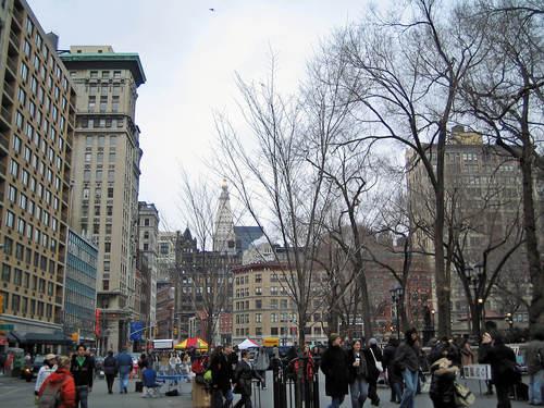 Green Market, Union Square