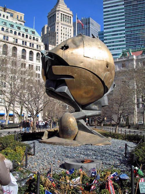 WTC Memorial, Battery Park