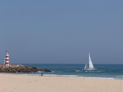 Island off Faro