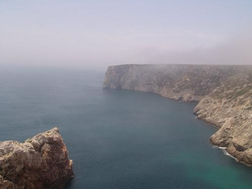 Looking towards Cabo Vicente